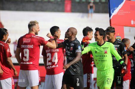 Bali United Vs Madura United. foto:liga indonesia id