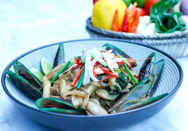 Resep Seafood Lemongrass, Perpaduan Bahan Lokal dan Barat