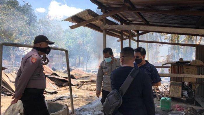 Satu Meninggal dan Tujuh Rumah Dibakar dalam Bentrokan di Kupang