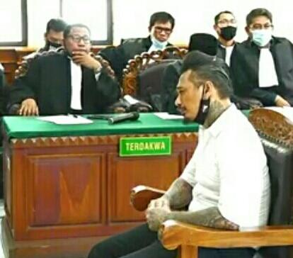 Dianggap Hina Dokter, Jerinx Dituntut 3 Tahun Penjara