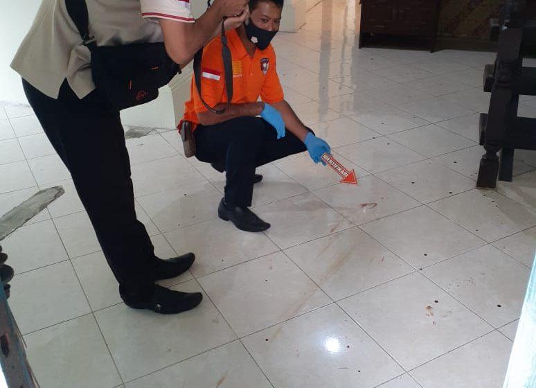 Pegawai Bank Mandiri  Tewas di Dalam Kamar
