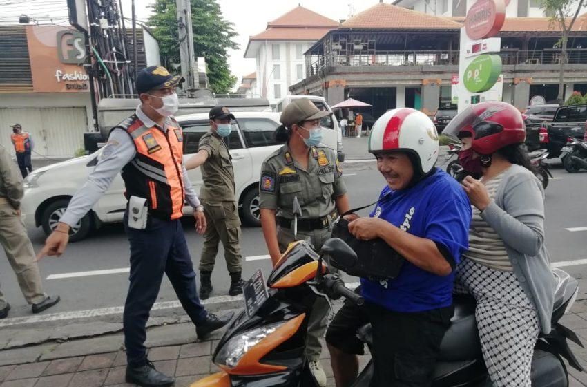 Awas, Sehari  218 Orang Positif Covid di Denpasar