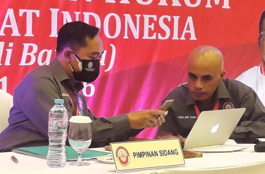 KAI Bali Resmikan LBH APB, Lukas: Kita Bukan Panglima Hukum Tapi Pelayan Hukum