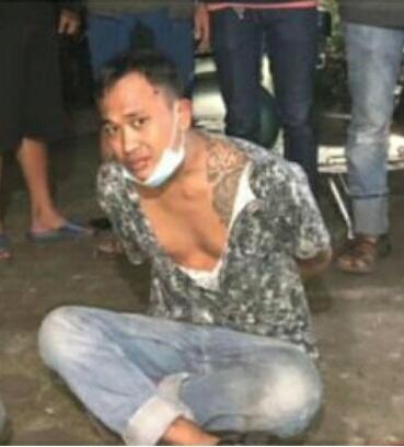 Sempat Kabur, Okinda Dihukum 9 Tahun