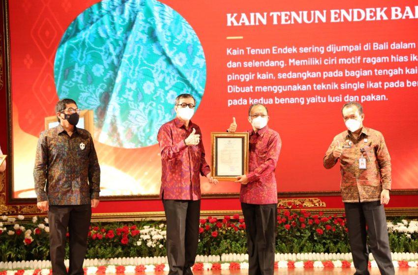 Kemenhukum dan HAM Patenkan Arak Bali