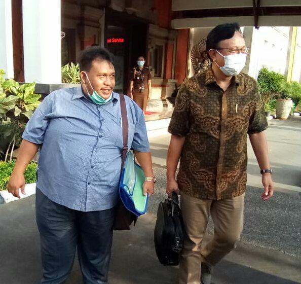 Kasus Sewa Rumjab, Eks Sekda Sebut Ada SK Bupati