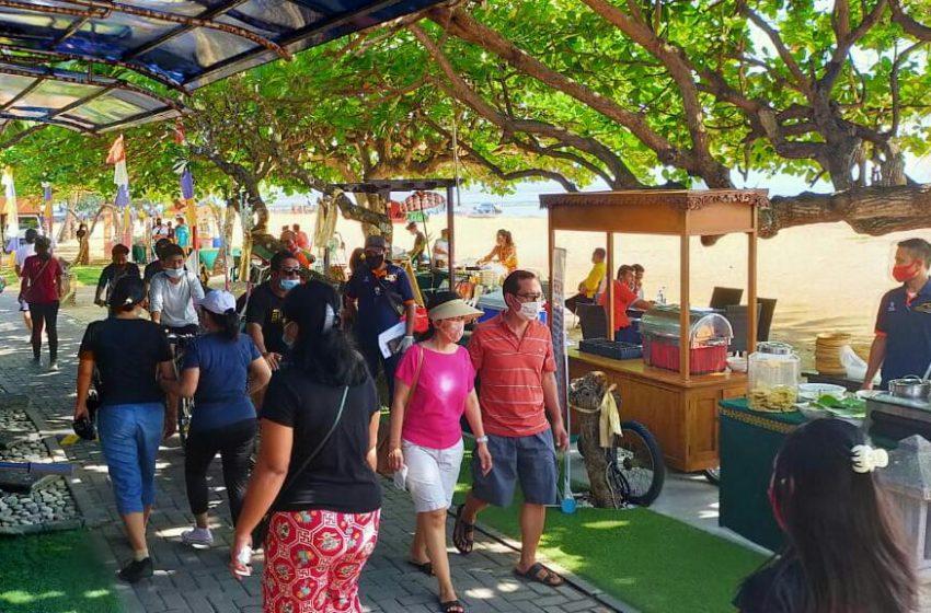 Bali Beach Pekenan, Bangkitkan UMKM Saat Pandemi