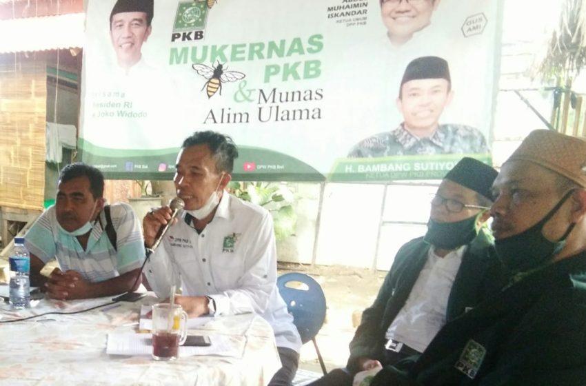 Incar Suara Menuju 2024, DPW PKB Bali Siapkan Safari Ramadan