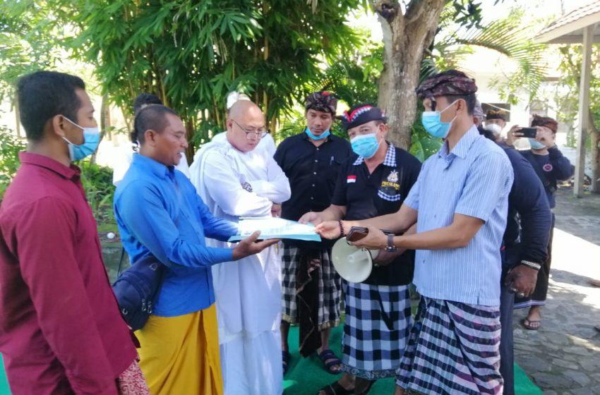 Lakukan Pelanggaran, Desa Adat Kesiman Tutup  Ashram Krishna Balaram