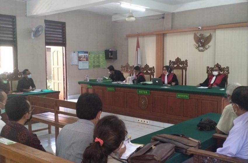 Warga Denpasar Gugat Pemprov Bali