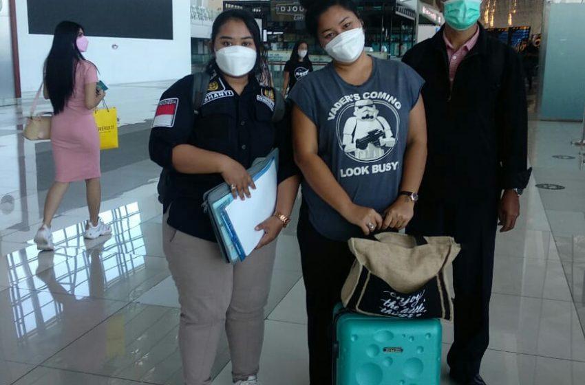 Dideportasi, Kurir Sabu Asal Thailand Ucapkan Terima Kasih