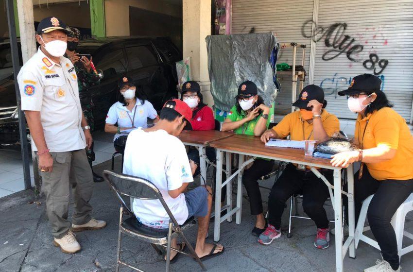 Pelanggar Prokes Meningkat, Tim Yustisi Jaring 15 Orang