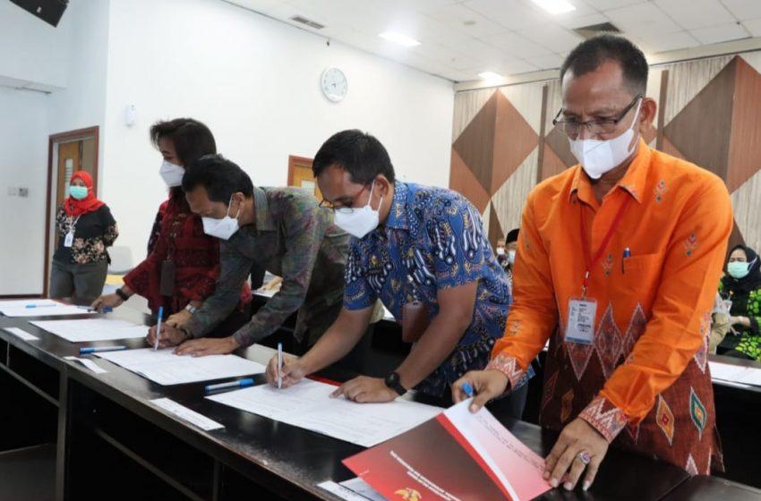 Pemkot Denpasar Terima Hadiah Mesin ADM dari Kemendagri