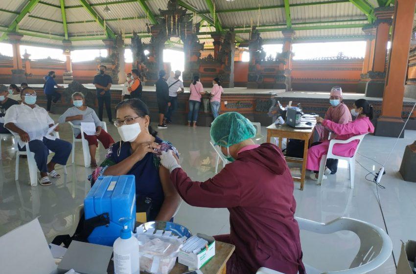 Pemkot Izinkan KTP Luar Denpasar Ikut Vaksinasi Masal