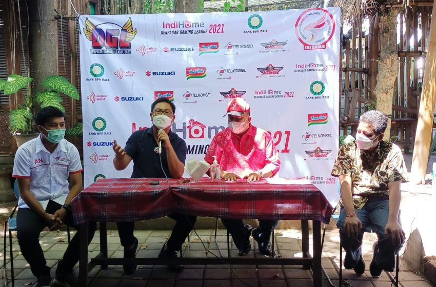 ESI Gelar Denpasar Gaming League 2021