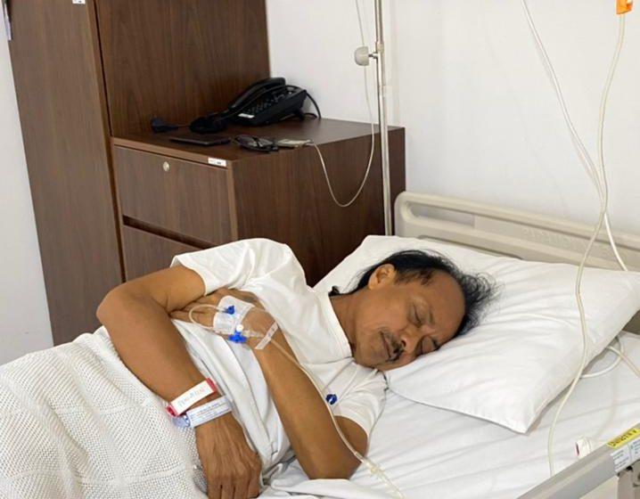 Gara-Gara Dipidanakan Keponakan, Zainal Tayeb Jalani Perawatan di RS Siloam