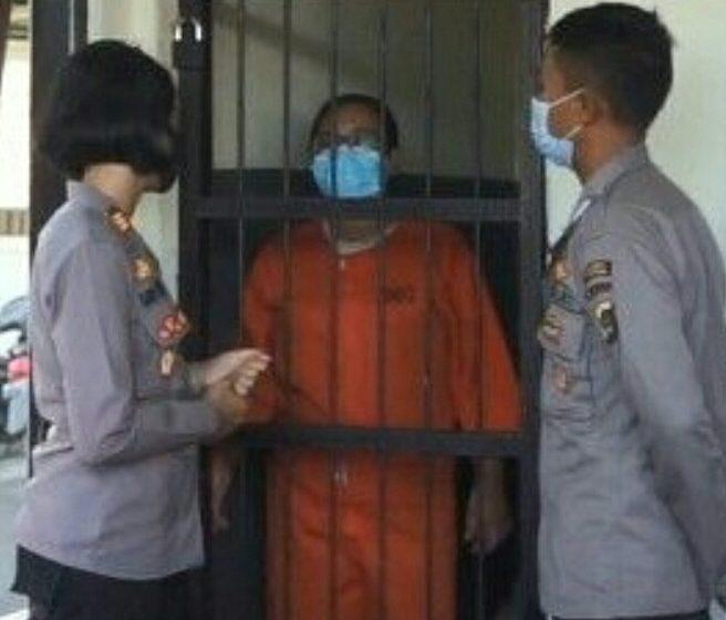 Diduga Gelapkan 12 Miliar, Ketua LPD Ditahan