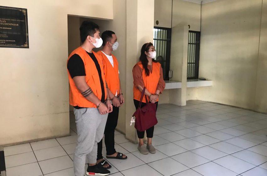 Embat Uang Nasabah 62 M, Eks Kacab Bank Mega Ditahan