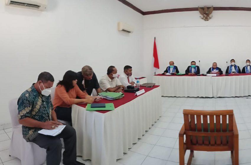 Sidang DKD, Anggota DPC Peradi Denpasar Divonis Bersalah