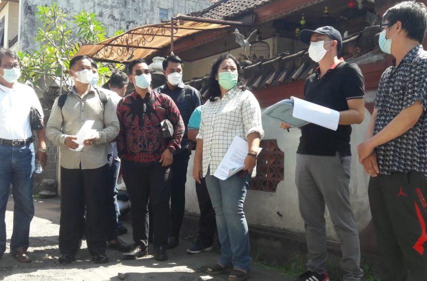 Sidang PS  Sengketa Tanah Sesetan, Ketut Bakuh: Pengontrak Dilindungi UU
