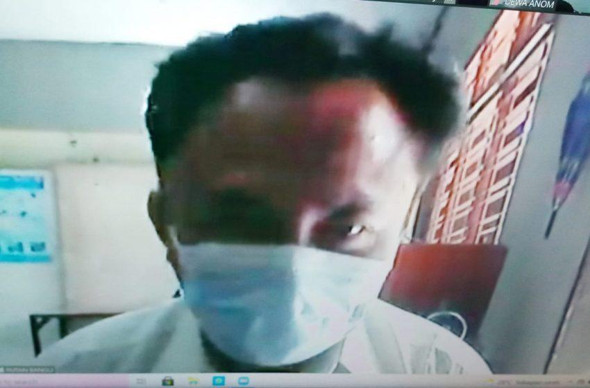 Aduh, BD Narkotika Cuma Divonis 13 Tahun Penjara