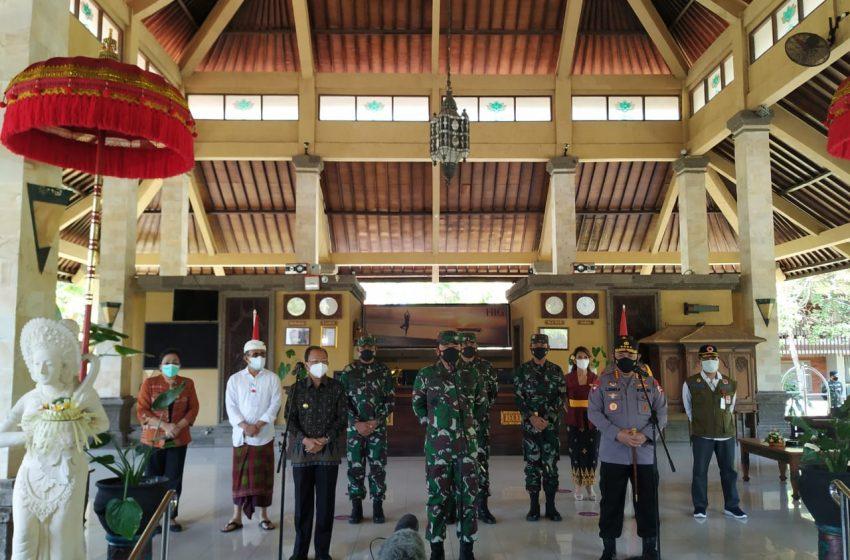 Didatangi Panglima TNI dan Kapolri, Pasien Covid Diklaim Menurun