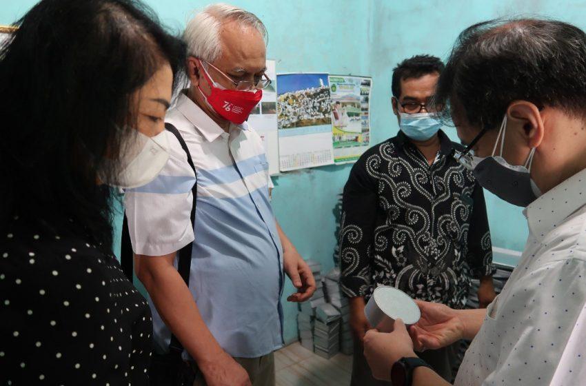 YDBA Pertajam Skill UMKM di Kabupaten Bogor