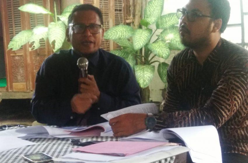 Gendo Adukan Tiga Hakim PN Gianyar ke MA