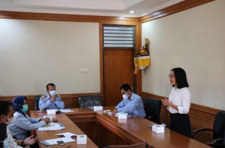CINTA INDONESIA-Oyagi menjalani sidang verifikasi permohonan jadi WNI di Kemenkumham Bali.