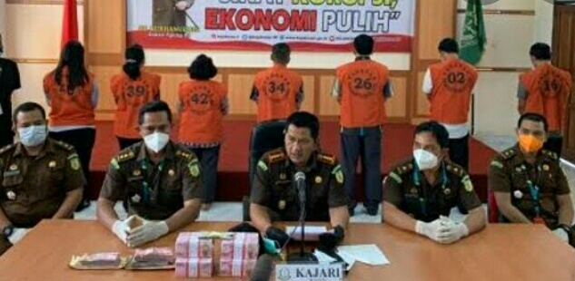 Tuntutan Korupsi Dana PEN, Eks Kadispar 4 Tahun