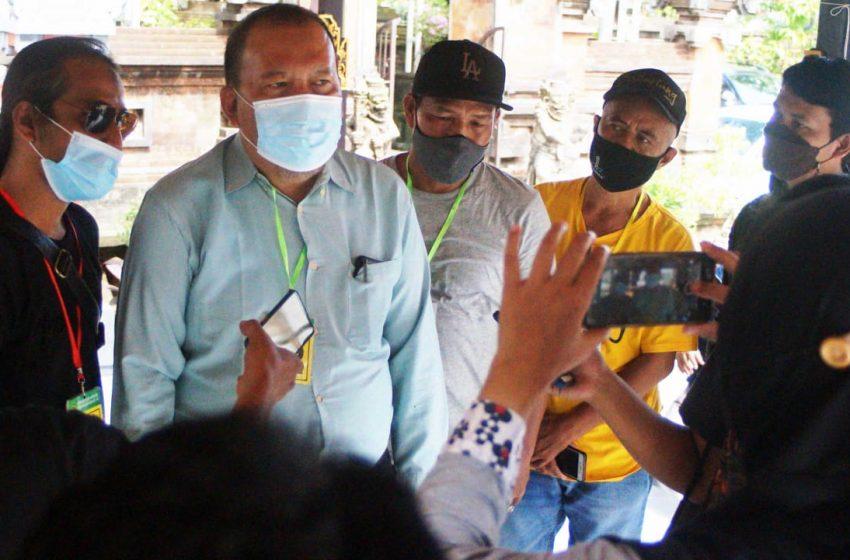 Aktivis Mardika  Berharap Sidang Digelar Offline